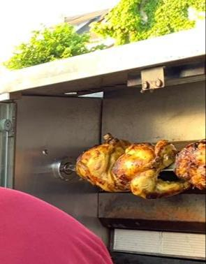 Au menu, poulet rôti à la marocaine