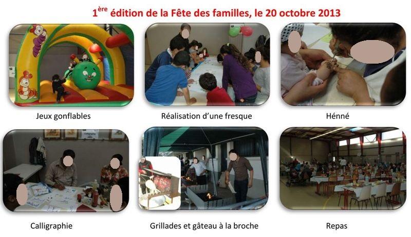 Activités2013 - Fête des familles du 20 octobre 2013