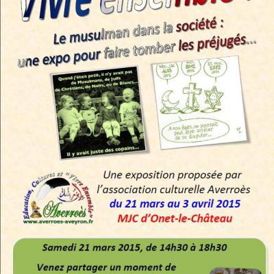 Affiche Expo 2015