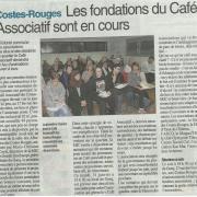 Café associatif des Costes-Rouges - Centre-Presse / 24 janvier 2017