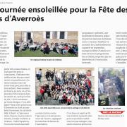 Fête des familles - Le petit journal de l'Aveyron 7-11-2019