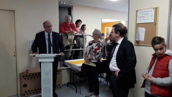 Discours de M. Drubigny, directeur adjoint de la DDCSPP
