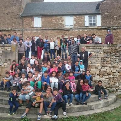 Photo de groupe - essai n°1