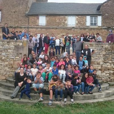 Photo de groupe - essai n°2