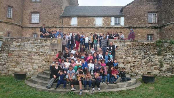 Photo de groupe - essai n°3