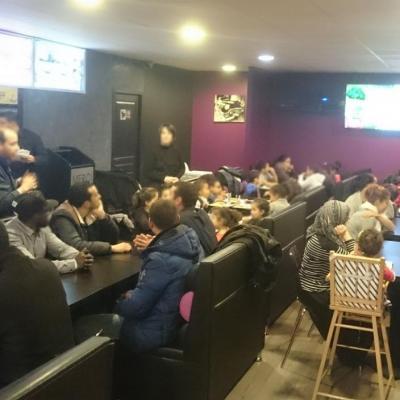 60 adhérents réunis pour une soirée conviviale à Onet-le-Château