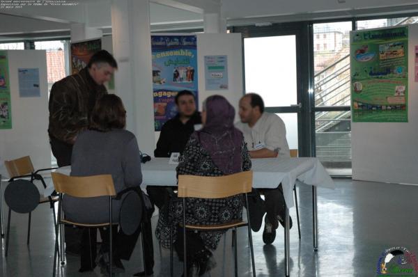 Interview des membres du bureau par Radio-Temps Rodez