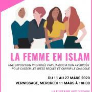Expo femme en islam