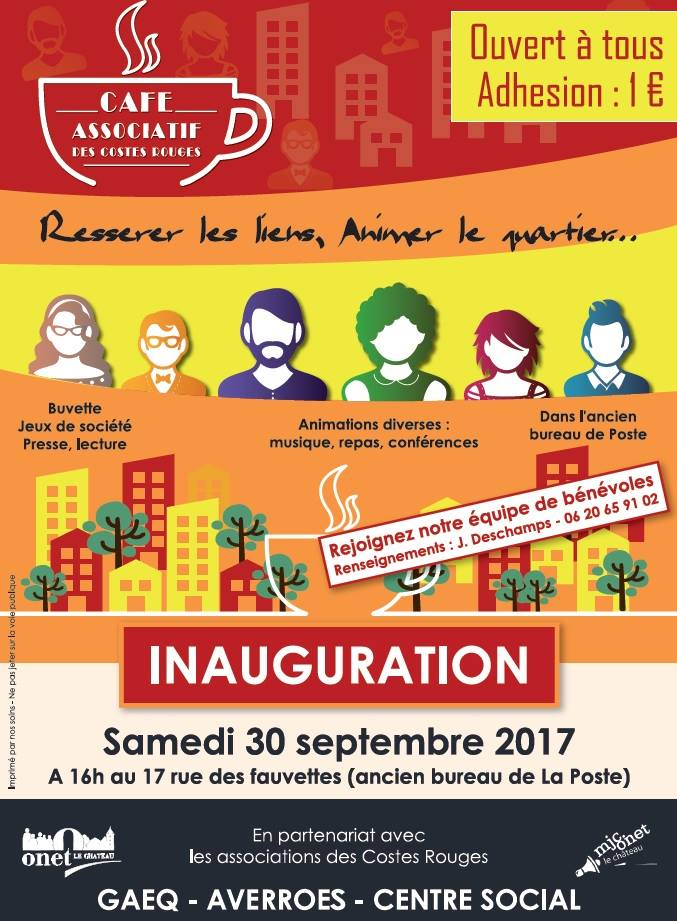 Flyers inauguration