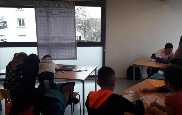 Niveau 1 : nouveau prof, nouveaux élèves et une pédagogie active