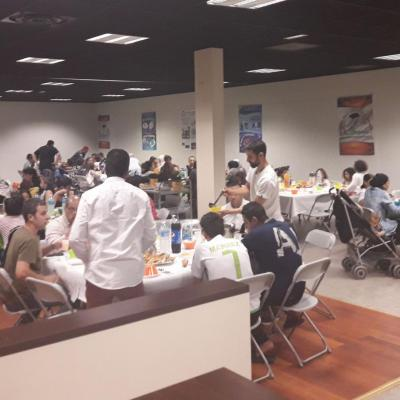 Soirée Iftar du 26 mai 2018