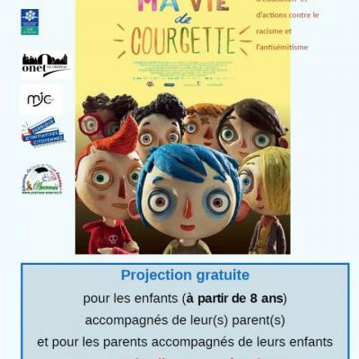 Vendredi 23 mars 2018 / Projection