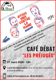 Cafe debat prejuges