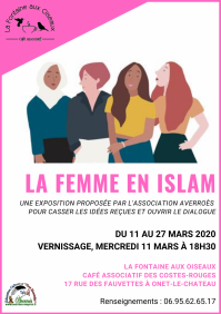 Expo : la Femme en Islam