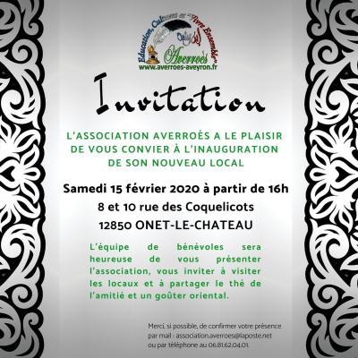 Inauguration 15 02 2020