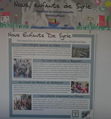 Nous, enfants de Syrie