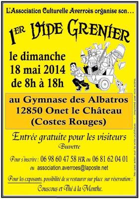 Vide grenier averroes